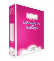 Portfolio-Arbeitsordner für Kinderkrippen mit 140 Portfolio-Vorlagen – Deutsch