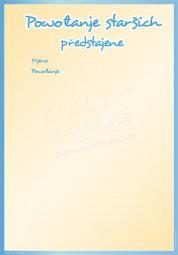 Elternberufe vorgestellt - Portfoliovorlage in Sorbisch