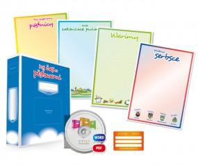Portfolio-Lizenzpaket für Kinderkrippen (ohne Arbeitsordner) - Sorbisch